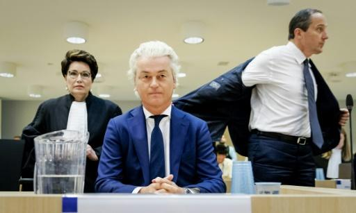 Geert Wilders, who heads the far-right Freedom Party, is appealing against a 2016 conviction of discrimination