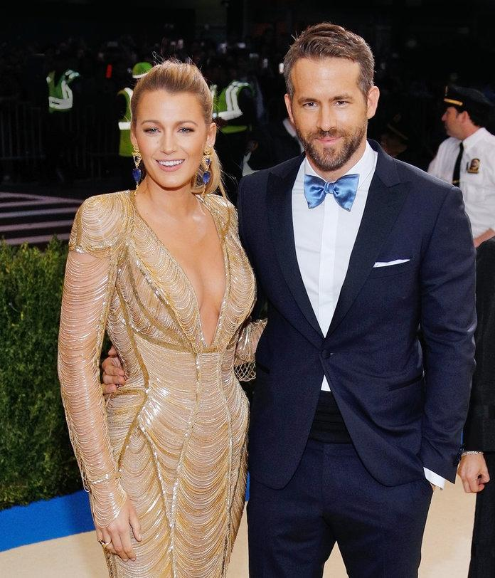 Ryan Reynolds And Blake Lively Wedding.Blake Lively On Filming Sex Scenes While Married To Ryan