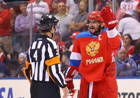 online store ee191 cb78b Alex Ovechkin comes up short in World Cup loss to Sweden