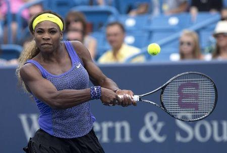 Tennis: Western and Southern Open-Williams vs Wozniacki