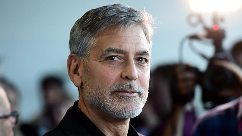 Clooney: I was waiting for 'switch to turn off' after motorcycle accident