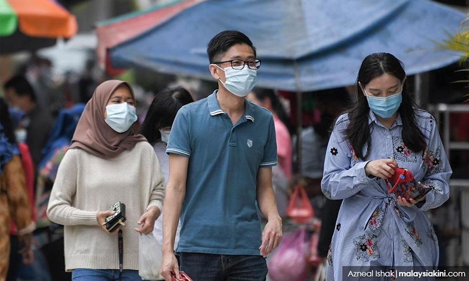 KJ: Wear your mask, adhere to SOPs even after vaccination