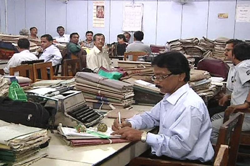 Centre Asks 50% of its Junior Employees to Start Attending Office