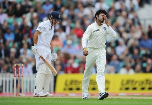 England v India: 4th npower Test - Day One : News Photo