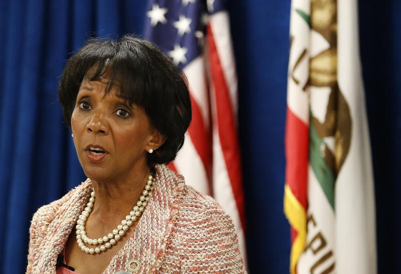 Activists Held a Protest Outside LA County's District Attorney's House. Her Husband Threatened to Shoot Them