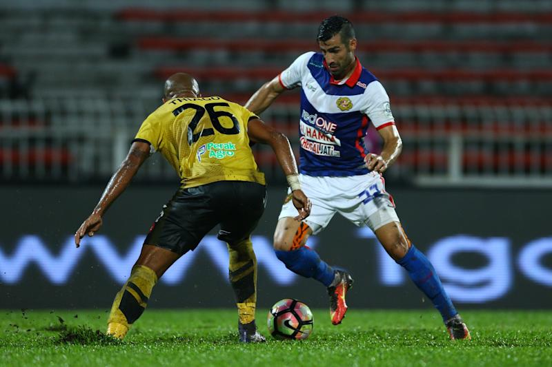 Elavarasan sees Ghaddar's signing as the final piece in the JDT jigsaw