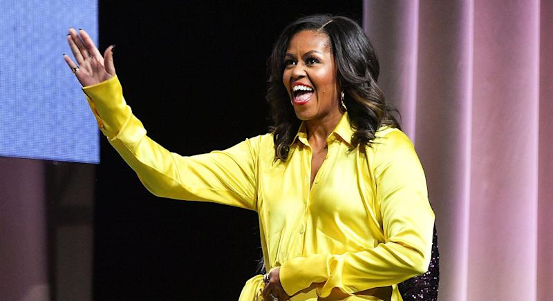 Michelle Obama has been ranked among this year's top 100 most influential people. [Photo: Getty[