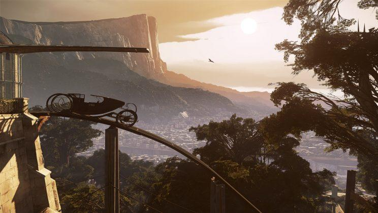 Dishonored 2 beautiful.