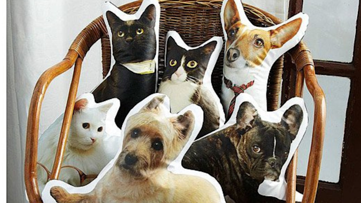 Best photo gifts of 2020: Custom Pet Pillow