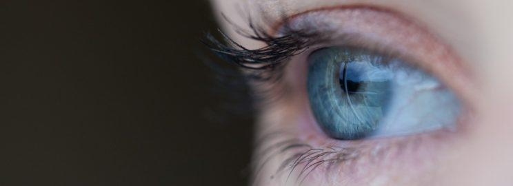 Should you ever be worried about sleep in your eyes? [Photo: Unsplash via Pexels]
