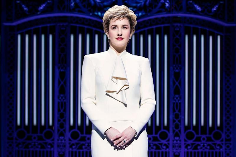 Netflix will premiere Princess Diana musical ahead of Broadway debut