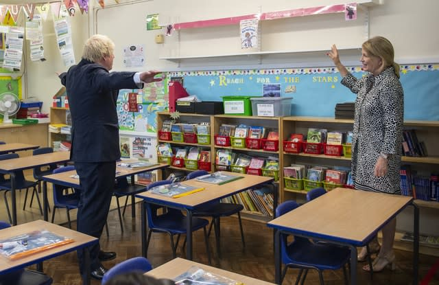 Boris Johnson says getting pupils back to school is 'right ...