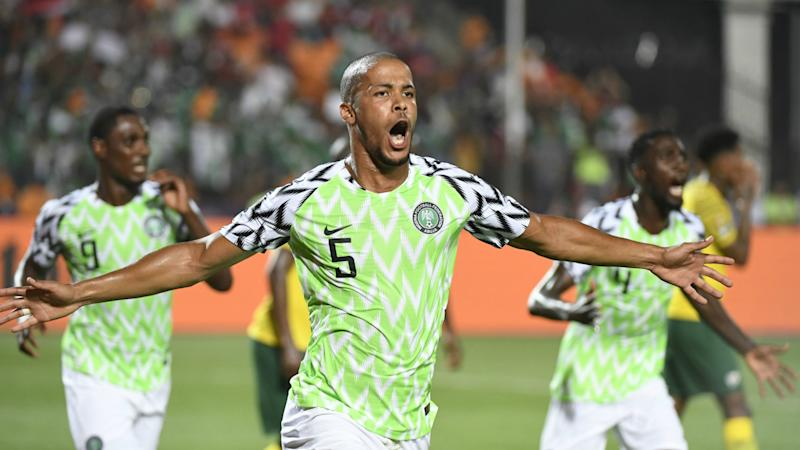 Afcon 2019: Nigeria's Troost-Ekong dedicates goal to son
