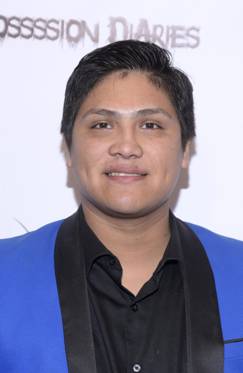 """LOS ANGELES, CALIFORNIA - MAY 24: Johnny Ortiz attends the premiere of Uncork'd Entertainment's """"The Possession Diaries"""" at SAG-AFTRA Foundation Screening Room on May 24, 2019 in Los Angeles, California. (Photo by Michael Tullberg/Getty Images)"""