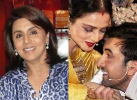 IIFA 2019: Rekha is all praises for Ranbir Kapoor, calls him 'her own'