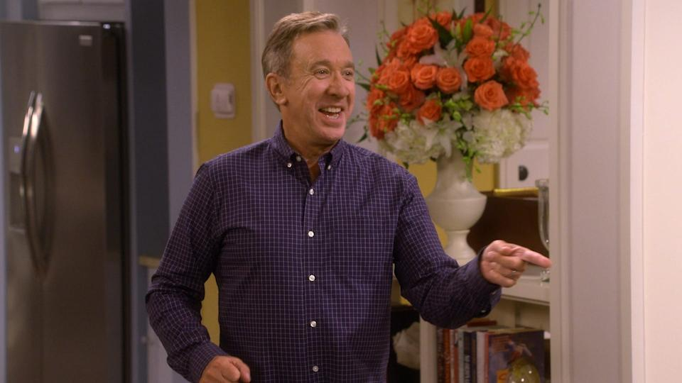 """Tim Allen plays Denver sporting-goods store executive Mike Baxter on Fox's """"Last Man Standing."""""""