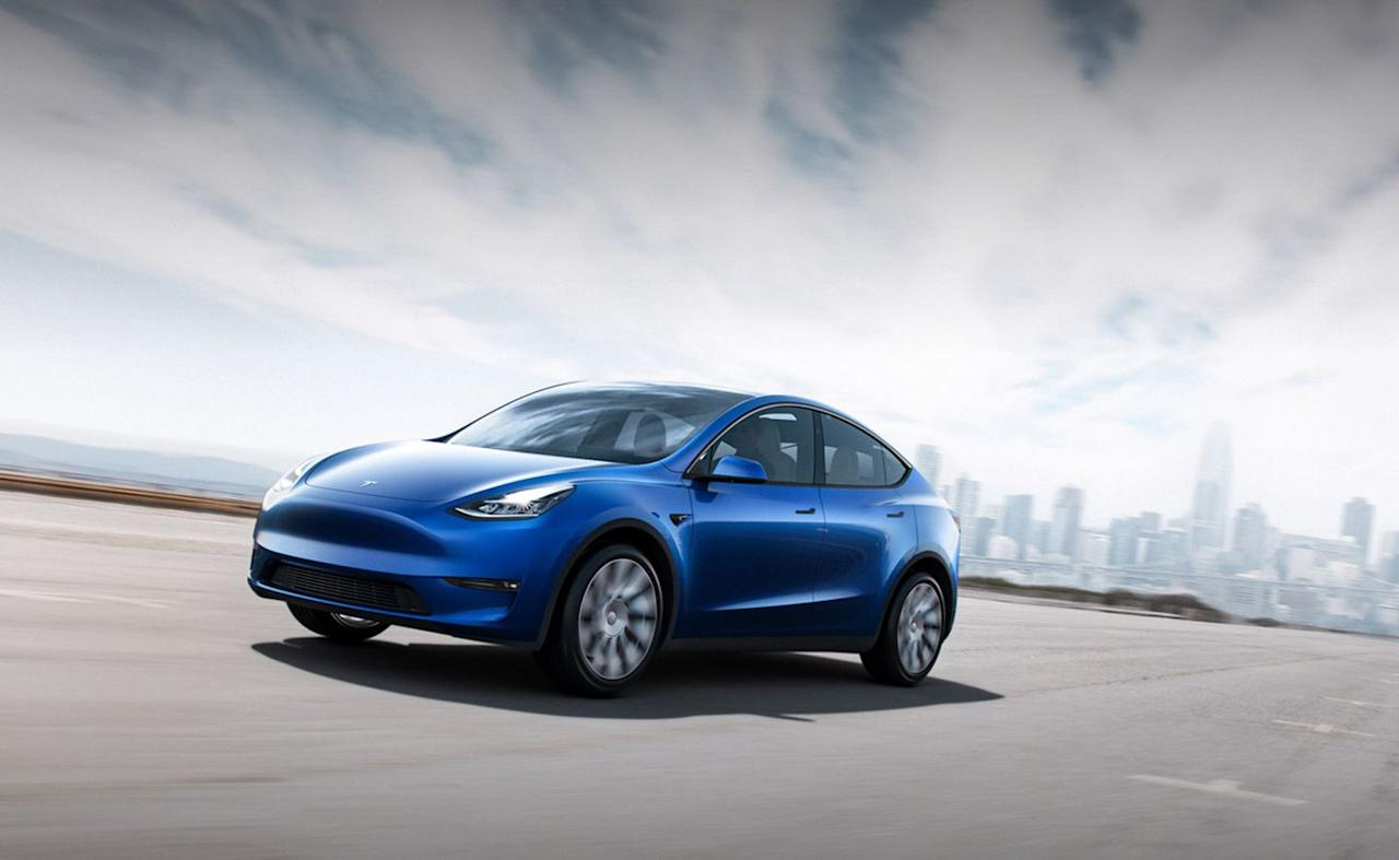 <p>Offered in Standard Range, Long Range, Dual Motor AWD, and Performance forms, the Model Y's price ranges from $40,200 to $61,200. </p>