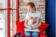 <p> It's extremely easy to DIY a set of Valentine's Day Mad Libs. You can come up with stories about Cupid, and prompt kids for V-Day nouns (heart, arrow, candy) and adjectives (lovely, snuggable). </p>