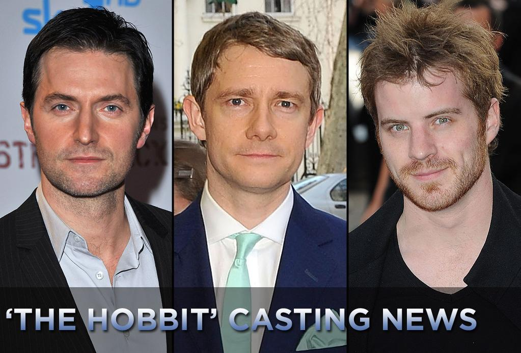 """After years of breathless anticipation, Peter Jackson's """"<a href=""""http://movies.yahoo.com/movie/1809971801/info"""">The Hobbit</a>"""" is finally a go. Though which continent the assuredly massive production will take place on is still up in the air, the cast list has been announced. Click ahead to see who's going to journey to the Lonely Mountain and battle Smaug the dragon."""