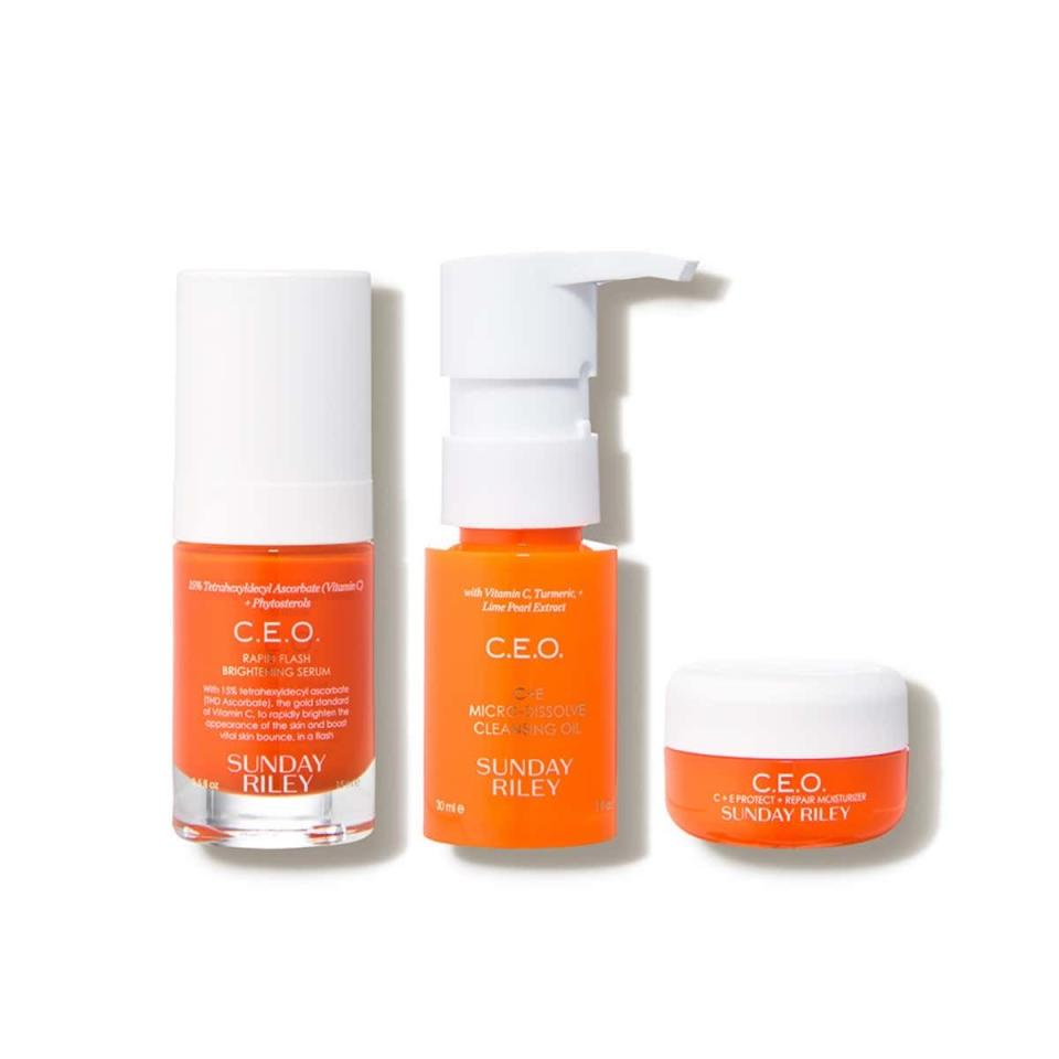 """$60, Dermstore. <a href=""""https://www.dermstore.com/product_CEO+Vitamin+C+Kit_75098.htm"""">Get it now!</a>"""