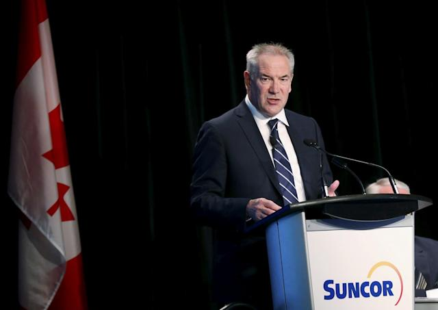 <p>No. 17 (tie): Suncor CEO Steve Williams<br>CEO approval rating: 92 per cent<br>(Reuters) </p>