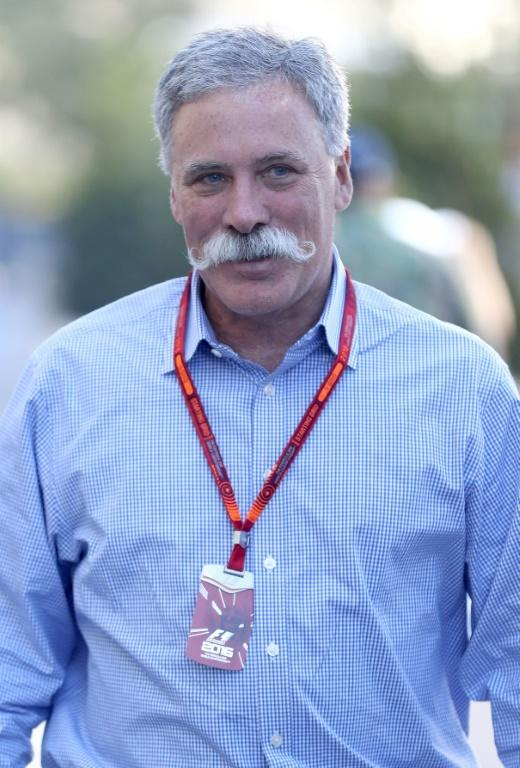 American Chase Carey has been appointed chairman and chief executive of F1