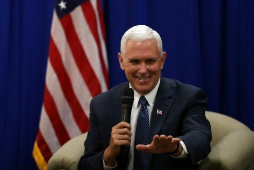 Pence announces $10 bn in deals on Indonesia trip