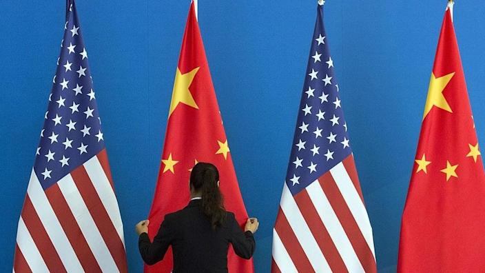 The US and China have clashed repeatedly in recent months, over trade, coronavirus and Hong Kong