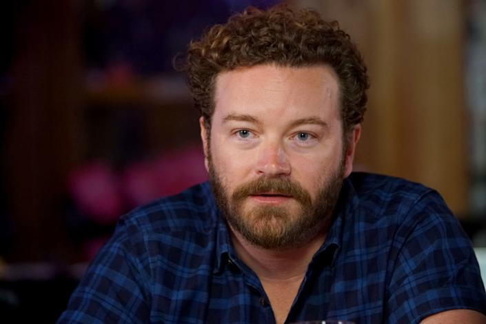 """Danny Masterson last appeared in """"The Ranch."""" (Photo: Anna Webber/Getty Images for Netflix)"""