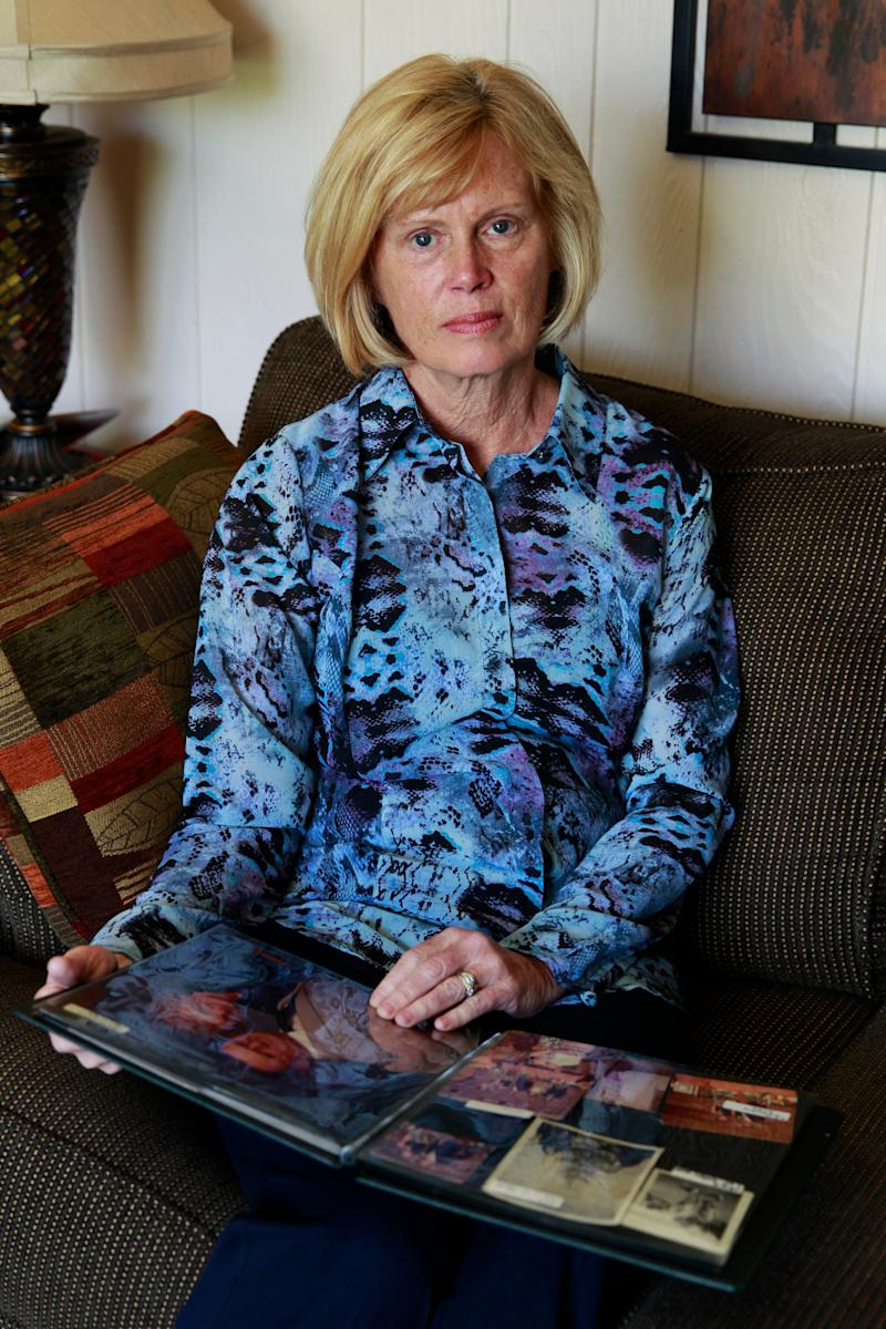 Bev Webber holds a family photo album at her Mukwonago home. Her mother, Helen Tschannen, suffered from rheumatoid arthritis for years. She had been taking three other drugs for the condition and then added Remicade. Known as a biologic, the drug tamps down the immune system often leading to substantial improvement in symptoms and even remission, but in doing so the drugs make people more susceptible to a growing number of infections as well as many other serious side effects. Tschannen died of a fungal infection as a result.