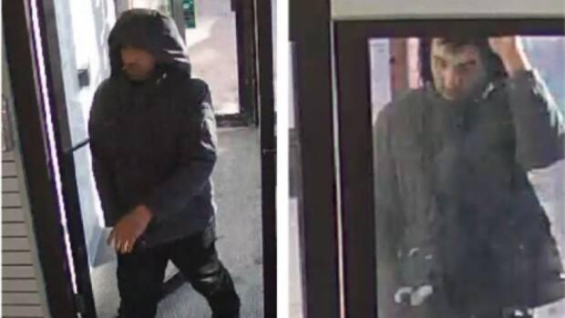 Calgary Police are looking to identify a hate crime suspect tied to an incident at a Dollarama, located at 5401 Temple Dr. N.E. (Submitted Calgary Police Service - image credit)