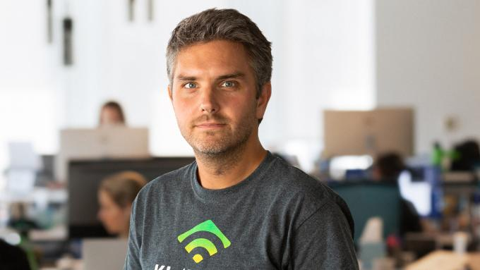 Andrew Bialecki, CEO and co-founder at Klaviyo