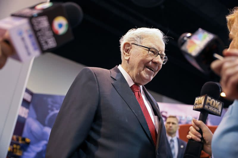 Buffett's Berkshire outbid for Tech Data: CNBC