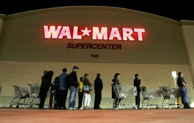 Walmart earnings will be one of this week's biggest highlights for investors.