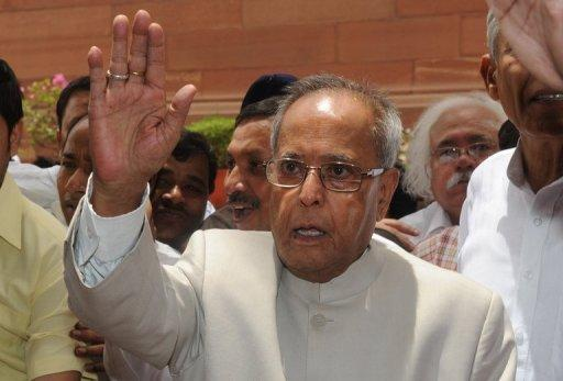 Pranab Mukherjee, 76, has been the overwhelming favourite for the post of India's head of state