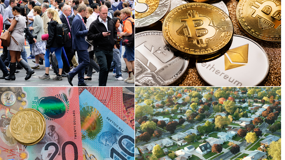 All eyes on the ASX and Bitcoin this morning as markets look set to make a resurgance. Source: Getty/Yahoo Finance