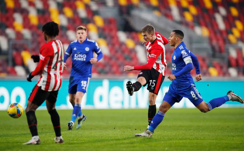 FA Cup - Fourth Round - Brentford v Leicester City