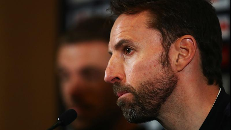 English football must address racism, says Southgate