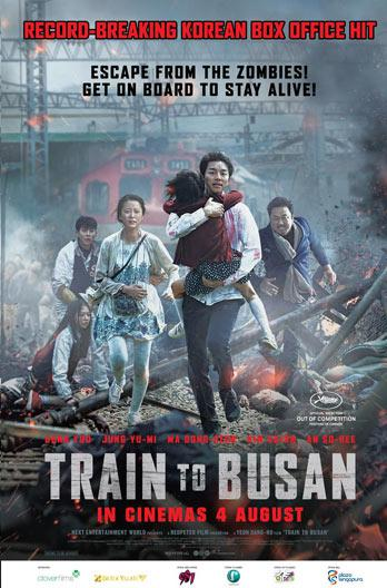 Train to Busan. Credit: Golden Village Cinemas