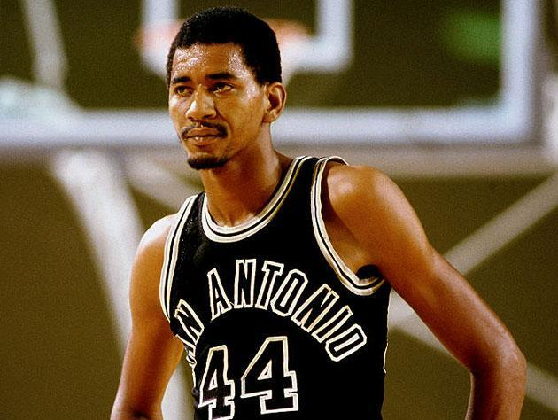 George Gervin. (Getty Images)