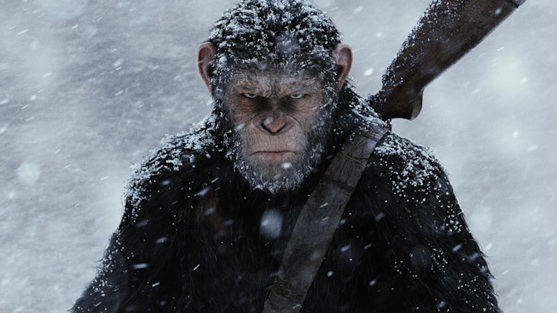 There's another 'Planet of the Apes' movie on the way