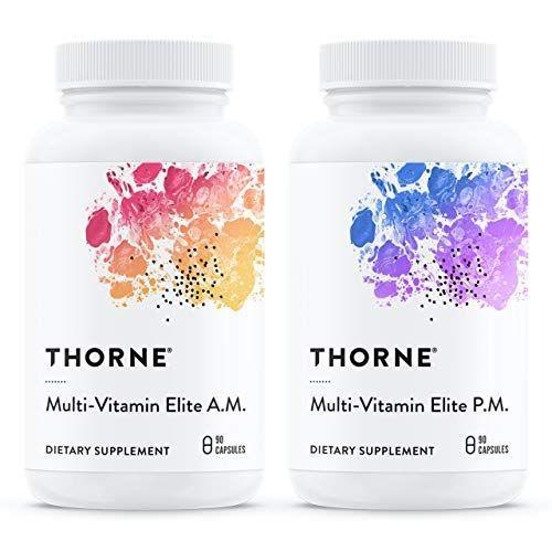 """<p><strong>Thorne Research</strong></p><p>amazon.com</p><p><strong>$65.00</strong></p><p><a href=""""https://www.amazon.com/dp/B01M5JLXQG?tag=syn-yahoo-20&ascsubtag=%5Bartid%7C10070.g.3065%5Bsrc%7Cyahoo-us"""" rel=""""nofollow noopener"""" target=""""_blank"""" data-ylk=""""slk:Shop Now"""" class=""""link rapid-noclick-resp"""">Shop Now</a></p><p>""""I personally use Thorne multivitamins as they are of high quality with less filler and superb ingredients,"""" Dr. Connor shares. """"Thorne has great female-geared multivitamins, but I'd recommend a very individualized approach. This is precision medicine, and I don't believe in merely making expensive urine with ineffective multivitamins. For example, if you regularly suffer from dry eyes, you'd want a multivitamin that includes Lutein and zeaxanthin which can help relieve those symptoms. These are included in their Advanced Nutrients multivitamin.""""</p><p><strong>__________________________________________________________</strong><a href=""""https://subscribe.hearstmags.com/subscribe/womansday/253396?source=wdy_edit_article"""" rel=""""nofollow noopener"""" target=""""_blank"""" data-ylk=""""slk:Subscribe to Woman's Day"""" class=""""link rapid-noclick-resp"""">Subscribe to Woman's Day</a> today and get <strong>73% off your first 12 issues</strong>. And while you're at it, <a href=""""https://subscribe.hearstmags.com/circulation/shared/email/newsletters/signup/wdy-su01.html"""" rel=""""nofollow noopener"""" target=""""_blank"""" data-ylk=""""slk:sign up for our FREE newsletter"""" class=""""link rapid-noclick-resp"""">sign up for our FREE newsletter</a> for even more of the Woman's Day content you want.</p>"""