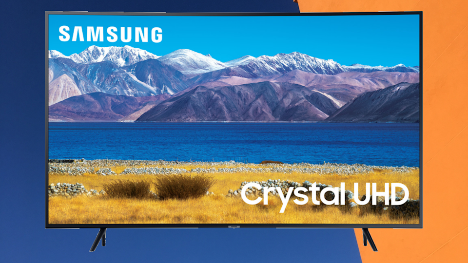 Save more than $100 this Samsung Curved Ultra HD LED Smart TV (Photo: Samsung)