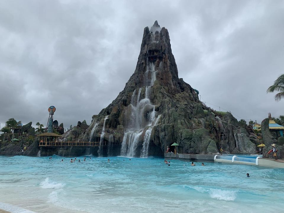 <p>Don't overlook the water park when you're planning a theme-park vacation. Most have a well-balanced mix of relaxing and thrilling attractions and lots of, you know, water. You can spend a full morning at the water park and still have all afternoon and evening to ride coasters and meet costumed characters.</p>