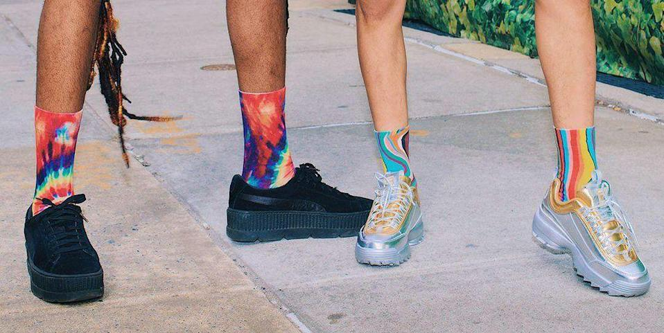 Photo credit: Happy Socks x The Phluid Project