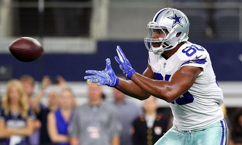 Cowboys tight end Rico Gathers arrested on marijuana possession charge, police say