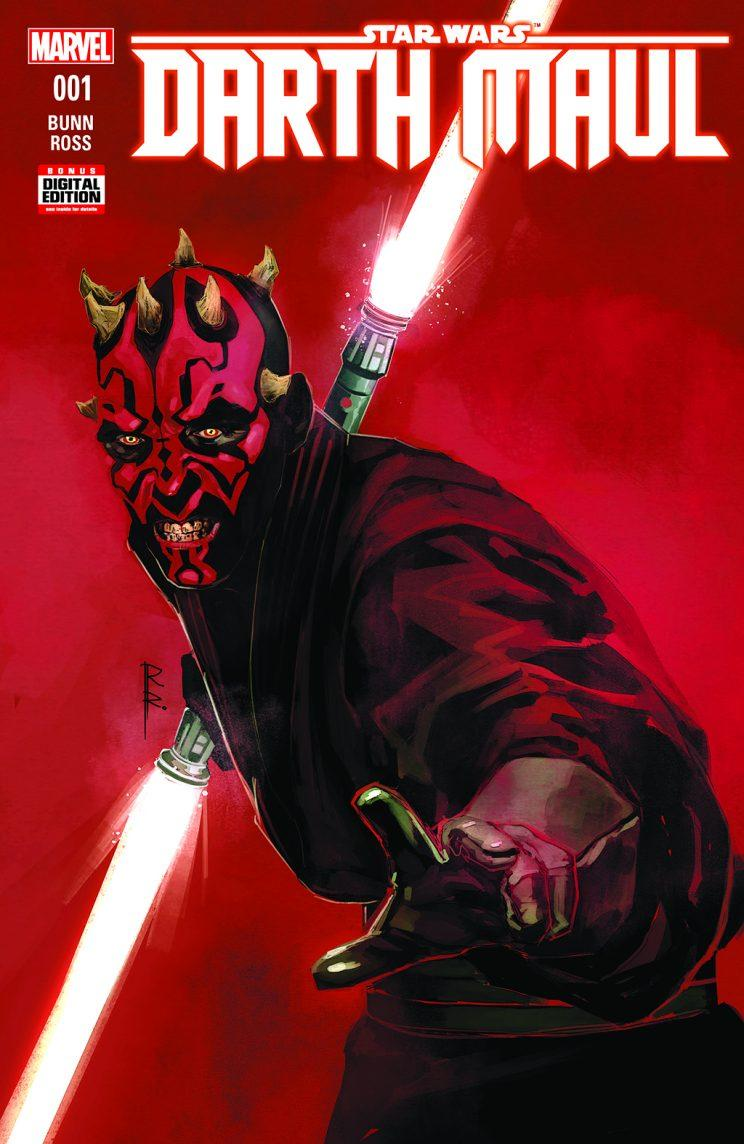 'Star Wars: Darth Maul' #1  (Photo: Marvel)