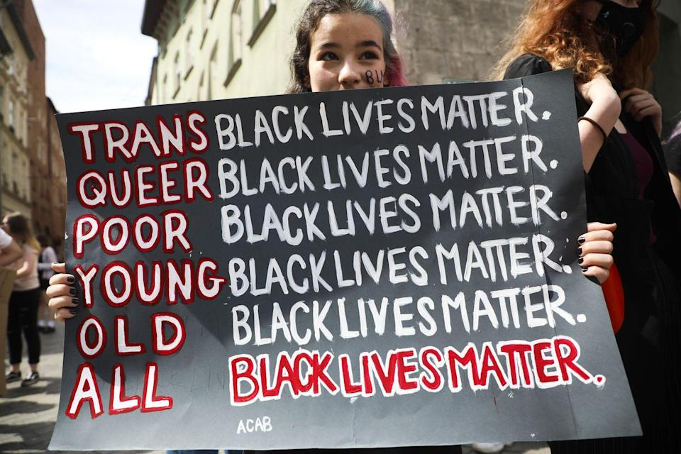 <p>A young woman lays it all out: Every Black life matters, and all Black lives matter. </p>