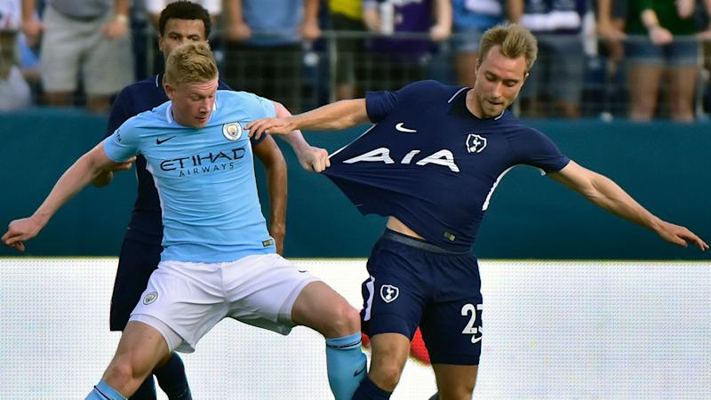 Guardiola: I'm so happy with this Man City squad
