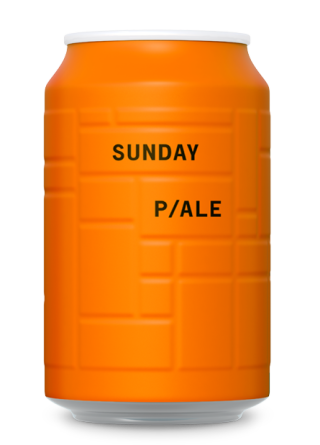"<p><strong></strong><strong>The Brew:</strong> Sunday Easy Pale</p><p><strong>The Brewery:</strong> And Union</p><p><strong>The Tagline: </strong>""Don't let Mondays ruin your Sunday."" </p><p><a rel=""nofollow"" href=""http://www.andunion.com/en/product/sunday-pale-ale/""><u>andunion.com</u></a>.</p>"